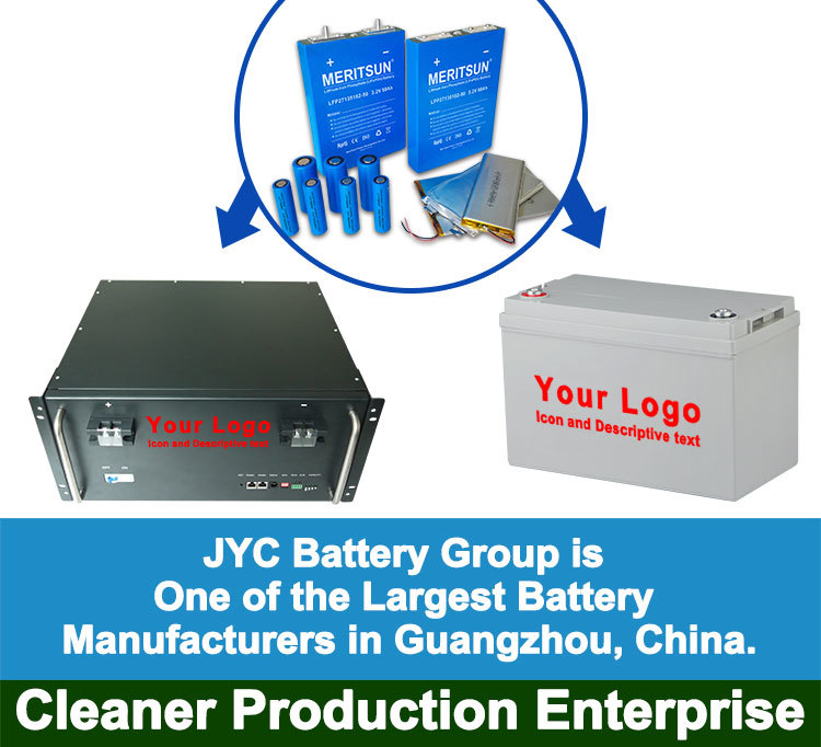 Wholesale ion lifepo4 battery price 24v MERITSUN Brand