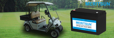 Talk about the advantages of installing lithium batteries in golf carts