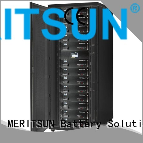 MERITSUN Brand iron ess solar energy storage system telecom supplier