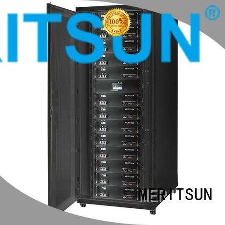 solar energy storage system lithium ess battery energy storage system MERITSUN Brand