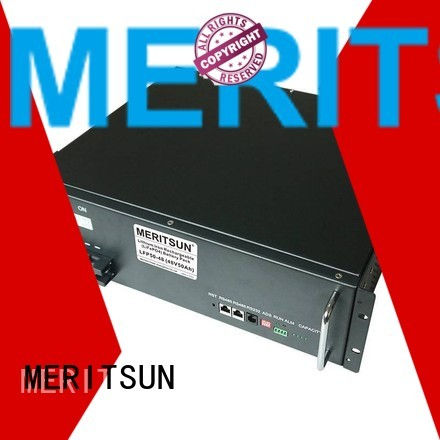 solar phosphate telecom OEM battery energy storage system MERITSUN