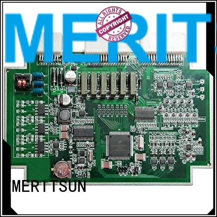 battery management unit bms MERITSUN Brand printed circuit board assembly