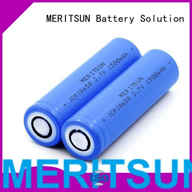 36v 32v lithium ion battery cells MERITSUN Brand
