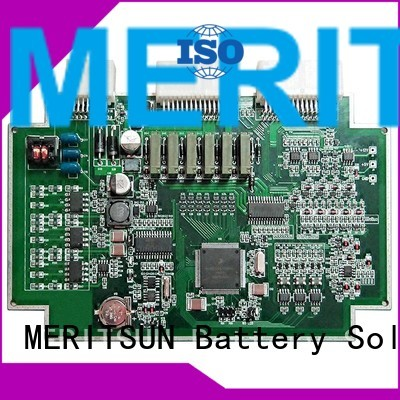 Hot battery management unit bms MERITSUN Brand