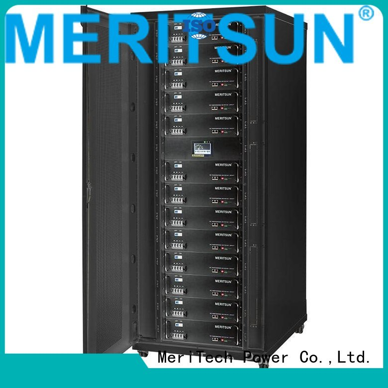 battery 100ah storage battery energy storage system MERITSUN Brand