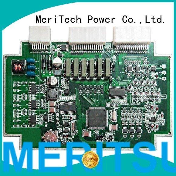 battery management unit bmu printed circuit board assembly MERITSUN Brand
