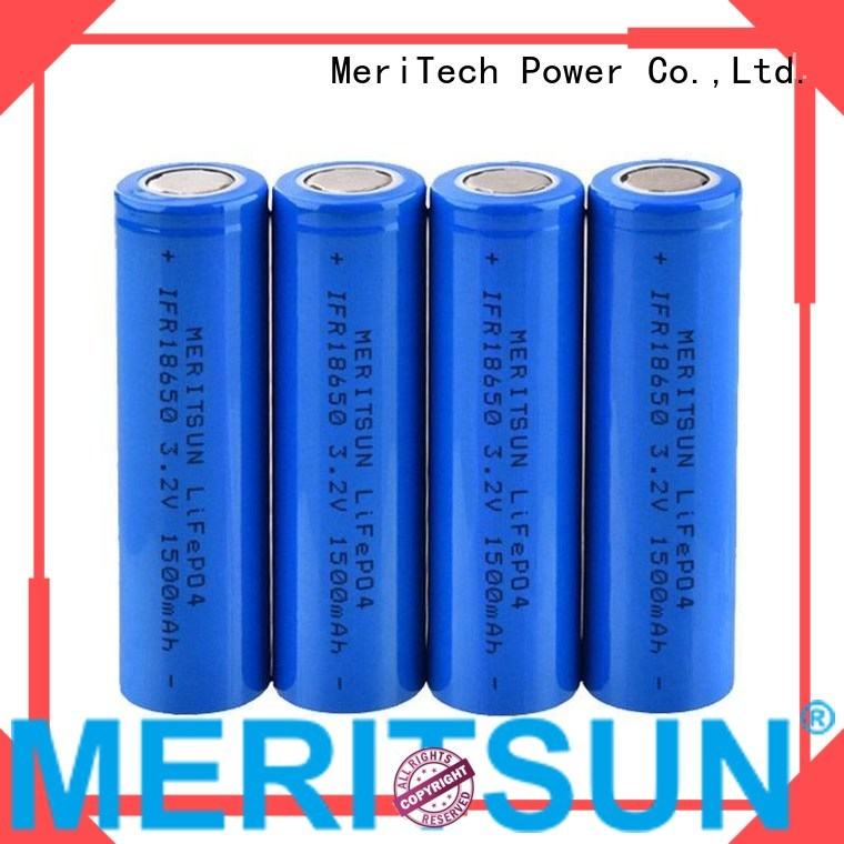 lithium ion battery cells battery ion 1500mah Warranty MERITSUN