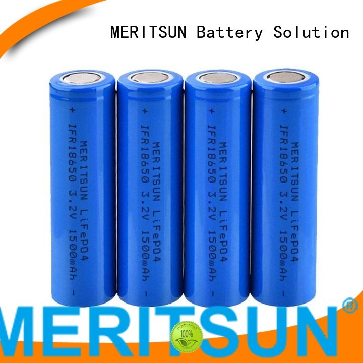 36v ion lipo lithium ion battery cells MERITSUN Brand
