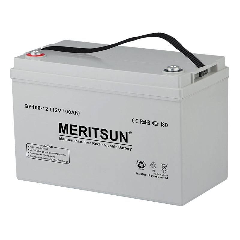 MERITSUN VRLA Battery VRLA / GEL / OPzV / OPzS Battery image11