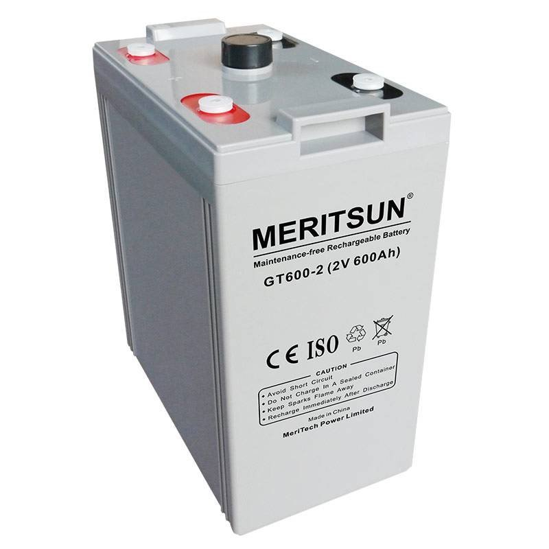 front flooded deep MERITSUN opzv battery