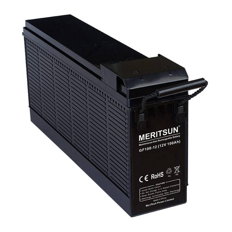 Front Terminal Battery