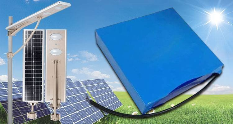 lithium ion battery for solar street light light rechargeable lithium ion MERITSUN