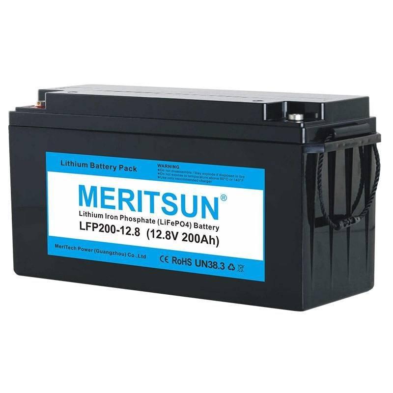 12V 200Ah LiFePO4 Lipo Li-ion Lithium ion Battery