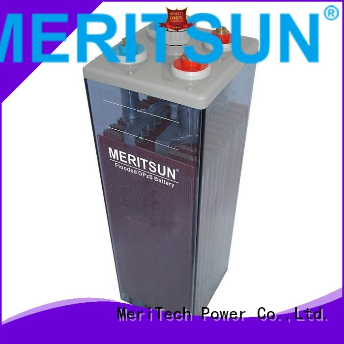 opzv Custom telecom opzv battery gel MERITSUN