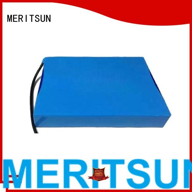MERITSUN lithium ion battery for solar street light ion all lipolymer one
