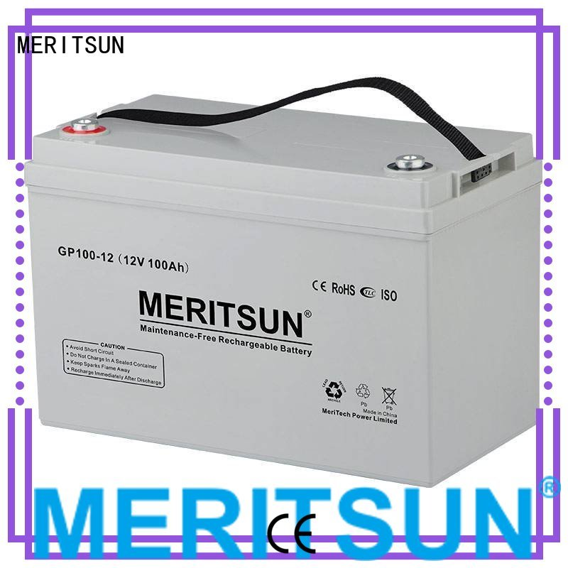opzv gel opzv battery telecom MERITSUN