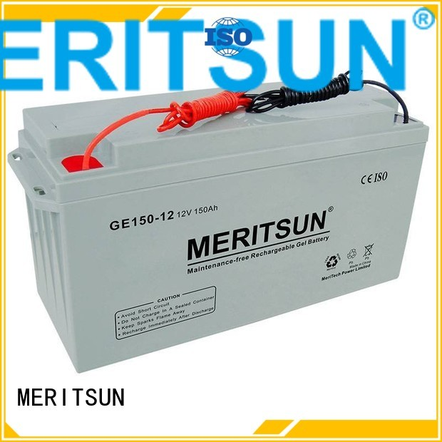 opzv opzv battery vrla MERITSUN company